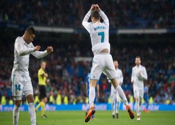 غضب داخل ريال مدريد بسبب فارق النقاط التاريخي عن برشلونة