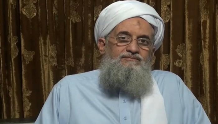 «الظواهري» يدعو للجهاد ضد الولايات المتحدة و(إسرائيل) ويتهم العرب بالتطبيع
