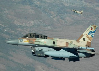 تمرين عسكري لسلاحي الجو الإسرائيلي واليوناني في أثينا