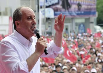 مرشح «الشعب الجمهوري» لرئاسة تركيا يسمي نائبين حال فوزه