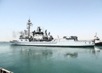 مناورات بحرية قطرية فرنسية مشتركة بالدوحة