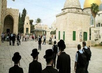 مستوطنون يقتحمون الأقصى ويحاولون الاعتداء على مفتي القدس