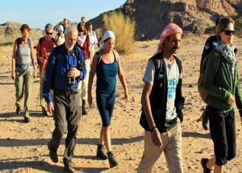 السياحة وراء إلغاء الأردن تأشيرة الدخول لحاملي الجنسية الإسرائيلية