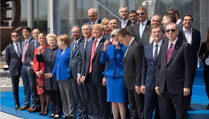 الغرب والمنظومة الدولية الجديدة