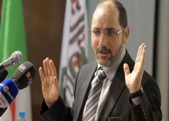 """""""حمس"""" يدعو الحكومة الجزائرية للقيام بواجبها تجاه القضايا العربية"""
