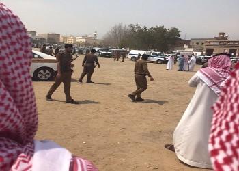 سعودي يعفو عن قاتل ابنه في ساحة القصاص بمكة