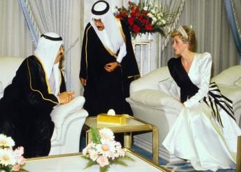 """""""البرقع"""".. سر الأميرة """"ديانا"""" في زيارتها للسعودية عام 1986"""
