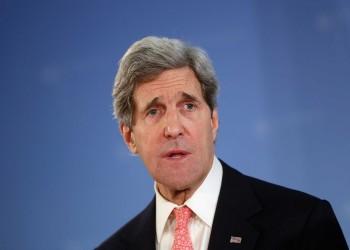 """""""كيري"""" يؤكد سعي """"نتنياهو"""" للتطبيع مع الخليج خاصة السعودية"""