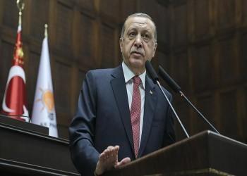 """""""أردوغان"""": لن نقف موقف المتفرج إزاء ما يجري بإدلب"""