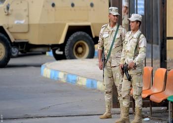 مقتل وإصابة جنود مصريين في استهداف رتل عسكري بسيناء