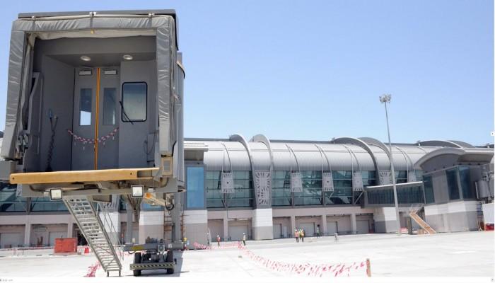 الدقم.. ثالث مطارات سلطنة عمان يدخل الخدمة التشغيلية