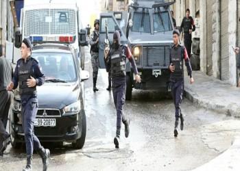 """مداهمات أمنية بالكرك الأردنية لضبط """"خلية إرهابية"""""""
