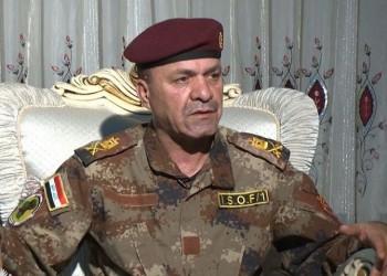 وفاة قائد الفرقة الذهبية بجهاز مكافحة الإرهاب العراقي