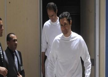 النقض تحرم نجلي مبارك من الترشح للرئاسة 6 سنوات