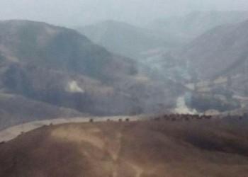 إيران تقصف مواقع للحزب الديمقراطي في كردستان العراق