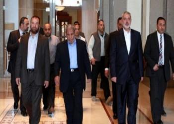 حماس: عقدنا لقاءات مثمرة مع المسؤولين المصريين