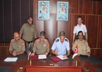 الكويت وتركيا تعززان تعاونهما الدفاعي بخطة عمل مشتركة