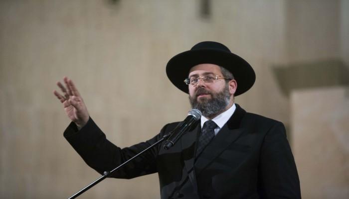 كبير حاخامات إسرائيل يرفض اعتبار معبد بنسلفانيا كنيسا يهوديا