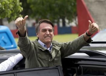 """البيت الأبيض يهنئ """"ترامب البرازيل"""" بفوزه الرئاسي"""