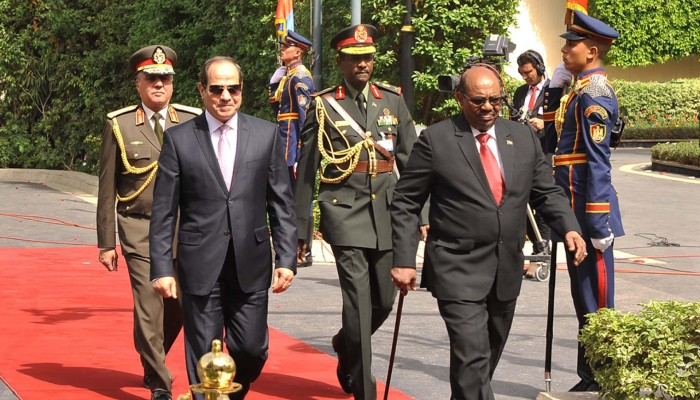 السلطات المصرية توجه بعدم التعرض للسودانيين في مثلث حلايب