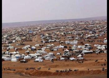 لقاء أردني أمريكي روسي في عمان بشأن مخيم الركبان
