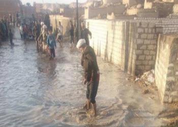 مصرع 3 أشخاص وانهيار عقارات جراء السيول جنوبي مصر