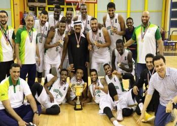بالفوز على الجزائر.. السعودية بطلة العرب في السلة