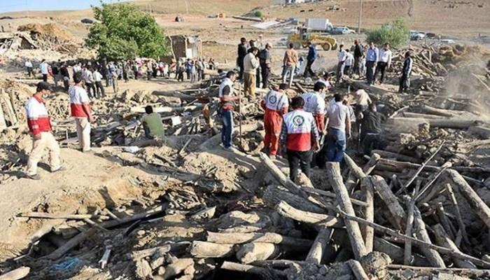 413 مصابا في زلزال إيران.. والهزات تضرب العراق والكويت