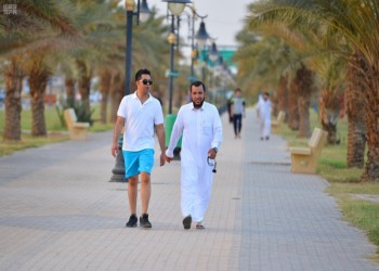 السعوديون الأقل عالمياً في ممارسة رياضة المشي