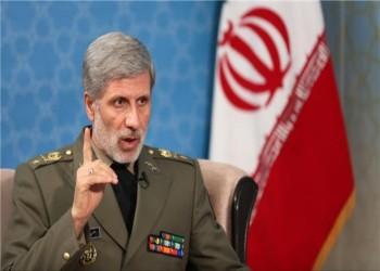 الدفاع الإيرانية: حققنا الاكتفاء الذاتي رغم حظر 40 عاما