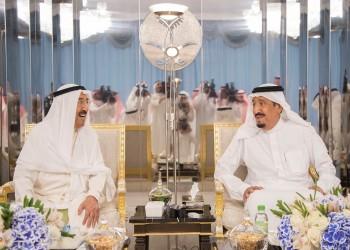 الصباح يتسلم رسالة من سلمان قبل أيام من عقد القمة الخليجية