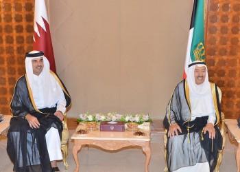الكويت تؤكد عمق ومتانة علاقاتها مع قطر