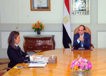 تعاقد أمريكي لمواجهة أهل الشر يثير السخرية من وزيرة مصرية