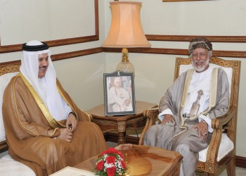 مصادر: الزياني وبن علوي في زيارة مفاجئة إلى قطر