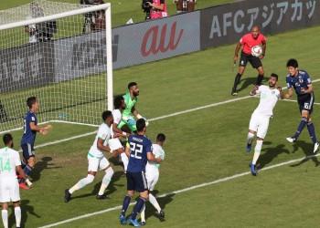 كأس آسيا.. اليابان تهزم السعودية وتطيح بها خارج البطولة