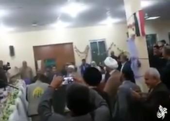 مهرجان شيعي داخل جامعة عراقية يثير غضبا