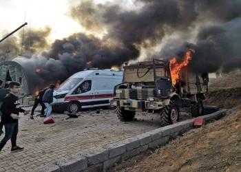 حكومة كردستان تدين اقتحام القاعدة التركية بدهوك.. وتتوعد المخربين