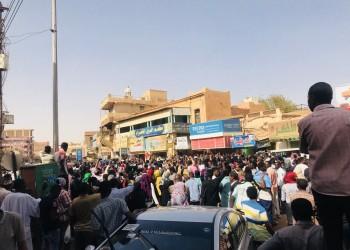 السودان يعتقل عشرات النساء عقب تفريق مظاهرة بأم درمان