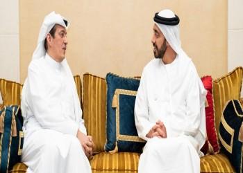 انتقادات سعودية لمراسم اعتماد الدخيل سفيرا بالإمارات