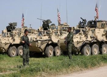 رتل ضخم من القوات الأمريكية ينسحب من سوريا باتجاه العراق