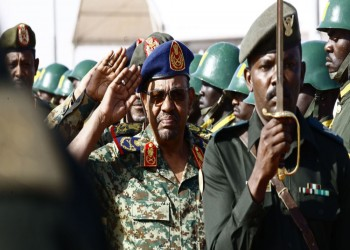 اقتصاد السودان وعسكرة الدولة