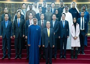 محمد بن زايد يؤكد الشراكة الاستراتيجية مع كوريا الجنوبية