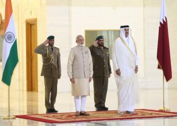 أمير قطر يدعو الهند للتهدئة مع باكستان