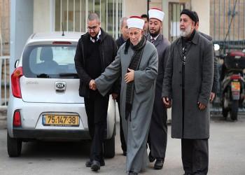إبعاد رئيس مجلس أوقاف القدس عن الأقصى 40 يوما
