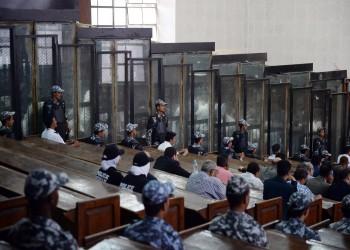 محكمة مصرية تقضي بإعدام متهم والمؤبد لـ4 بخلية أكتوبر