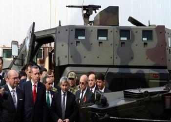 صادرات تركيا العسكرية تساهم في الحد من عجز الميزانية