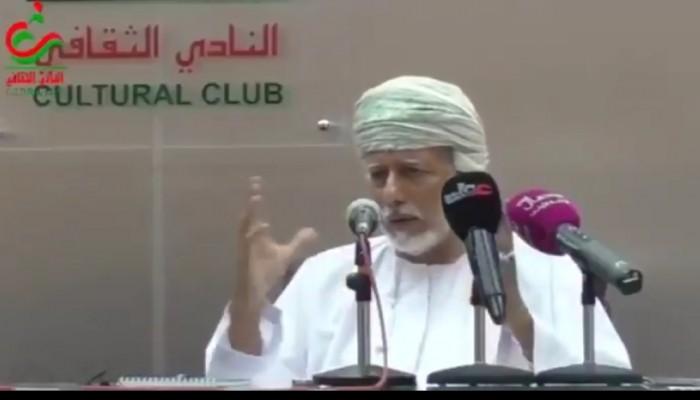 بن علوي يثير الضحك حول خلية التجسس الإماراتية