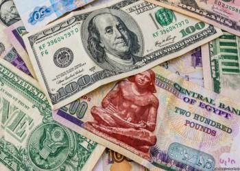 الدولار يسجل أكبر هبوط يومي أمام الجنيه المصري خلال شهر