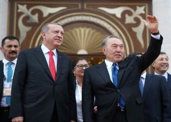 أردوغان: آمل أن تحمل استقالة الرئيس الكازاخستاني الخير لشعبه