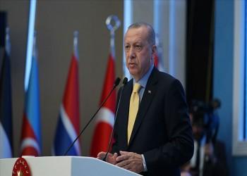 أردوغان: ليس لإسرائيل ذرة حق في الجولان السورية